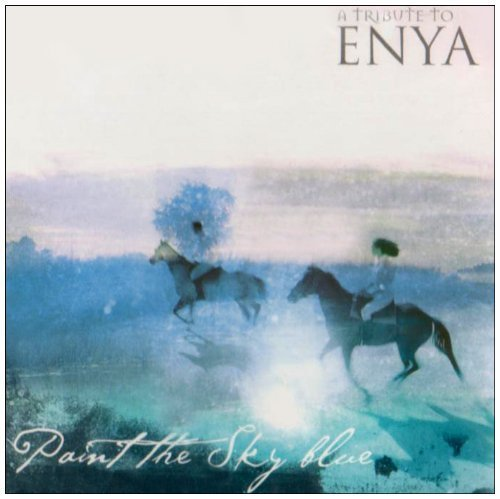 Bild 1: Enya, Paint the sky blue-A tribute to