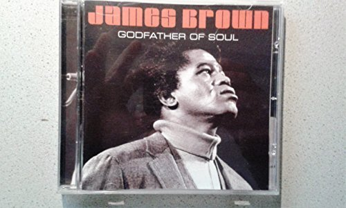 Bild 1: James Brown, Godfather of soul (16 tracks)