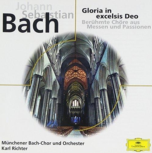 Bild 1: Bach, Gloria in excelsis deo-Berühmte CHöre aus Messen und Passionen (DG, 1961-80) Münchener Bach-Chor & Orch./Richter