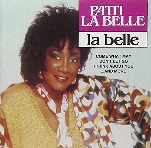 Bild 1: Patti La Belle, La belle (10 tracks, 1974-93, Sony)