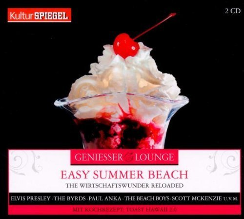 Bild 1: Geniesser Lounge-Easy summer beach (KulturSpiegel), Paul Anka, Neil sedaka, Perry Como Rosemary Clooney with Buddy Cole & his Orchestra...