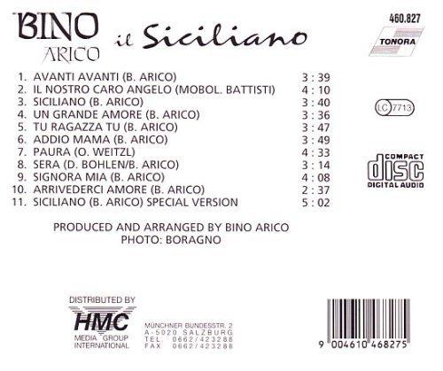Bild 2: Bino Arico, Il siciliano