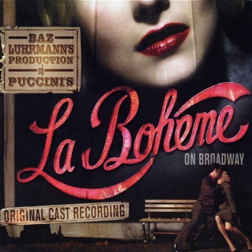 Bild 1: La Boheme-On Broadway, Original cast recording