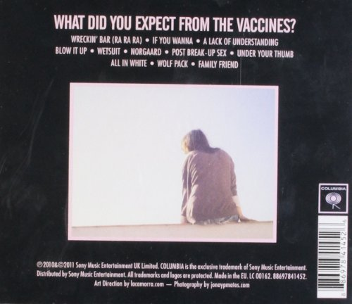 Bild 2: Vaccines, What did you expect from the Vaccines? (2011)