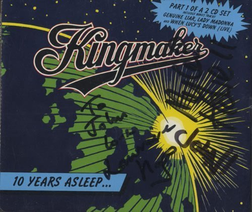 Bild 1: Kingmaker, 10 years asleep..CD1