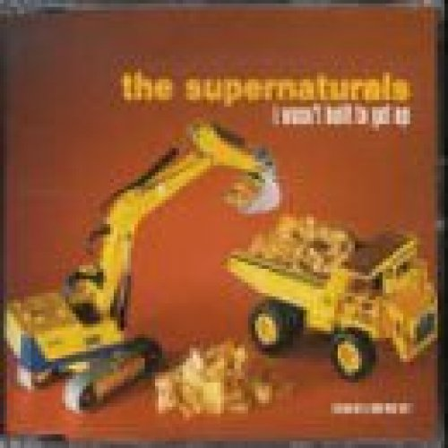 Bild 1: Supernaturals, I wasn't built to get up (1998, CD1)