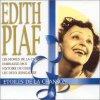 Edith Piaf, Etoiles de la chanson