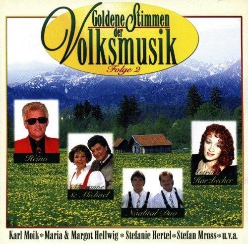 Bild 1: Goldene Stimmen der Volksmusik 2, Original Naabtal Duo, Astrid Harzbecker, Marianne & Michael, Günther Wewel...