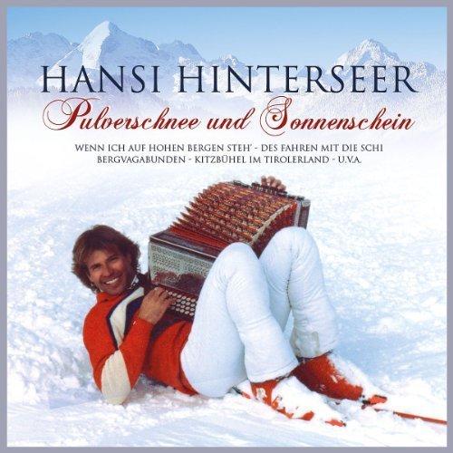 Bild 1: Hansi Hinterseer, Pulverschnee und Sonnenschein
