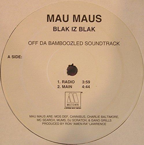 Bild 1: Mau Maus, Blak iz blak