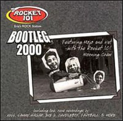 Bild 1: Bootleg 2000, Bob Nelson, Sean Morey, Kiss, Red Peters, Don Reese..