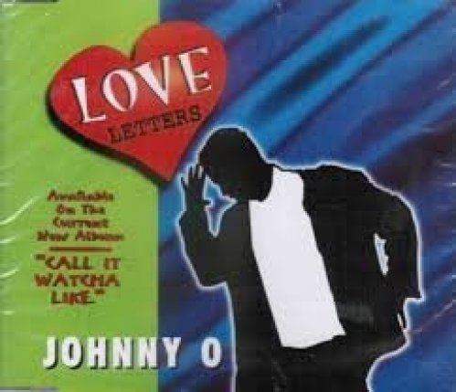 Image 1: Johnny O, Love letters (US, 5 mixes)