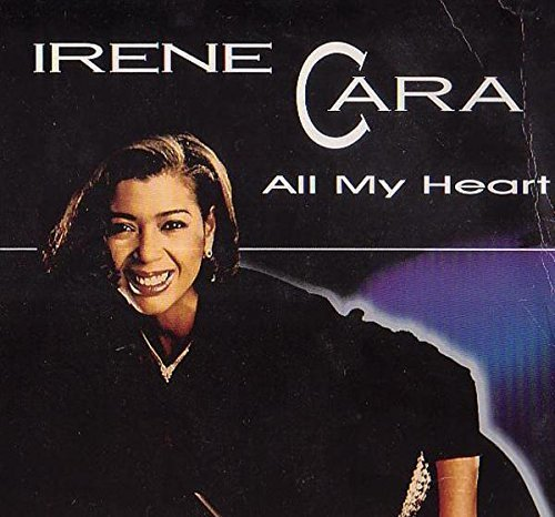Bild 1: Irene Cara, All my heart (Junior Vasquez Mixes)