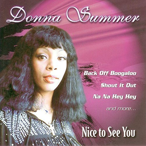 Bild 1: Donna Summer, Nice to see you (1999)