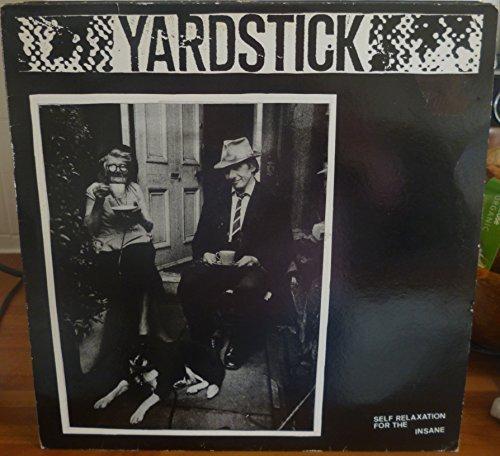 Bild 1: Yardstick, Self Relaxation For The Insane