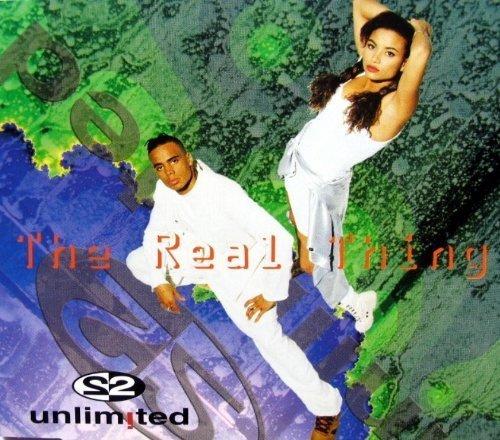 Bild 1: 2 Unlimited, Real thing (1994, AT)