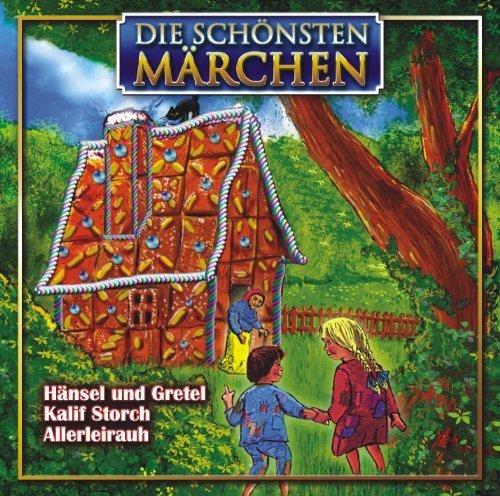 Bild 1: Brüder Grimm, Hänsel und Gretel/Allerleirauh/Kalif Storch