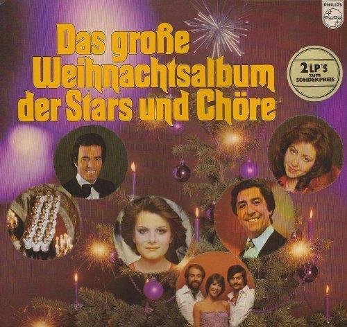Bild 1: Das grosse Weihnachtsalbum der Stars und Chöre, Kinderchor des NDR, Jgendchor Vera Schink, Wiener Sängerknaben, Wuppertaler Kurrende..