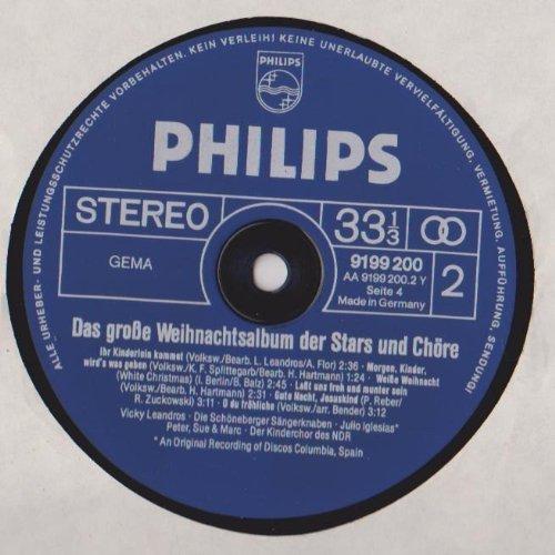 Bild 2: Das grosse Weihnachtsalbum der Stars und Chöre, Kinderchor des NDR, Jgendchor Vera Schink, Wiener Sängerknaben, Wuppertaler Kurrende..