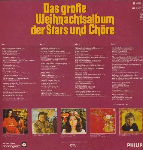 Bild 4: Das grosse Weihnachtsalbum der Stars und Chöre, Kinderchor des NDR, Jgendchor Vera Schink, Wiener Sängerknaben, Wuppertaler Kurrende..