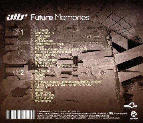 Bild 2: ATB, Future memories (2009)