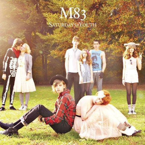 Фото 1: M83, Saturdays=youth (2008)