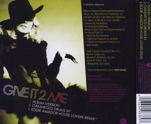 Bild 2: Madonna, Give it 2 me (2008)