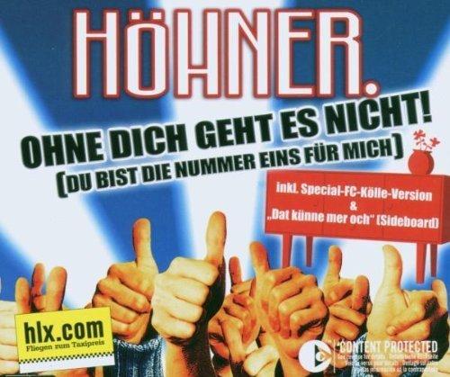 Bild 1: Höhner, Ohne dich geht es nicht.. (2005)