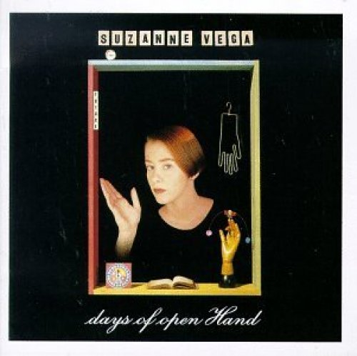 Bild 1: Suzanne Vega, Days of open hand (1990, US)