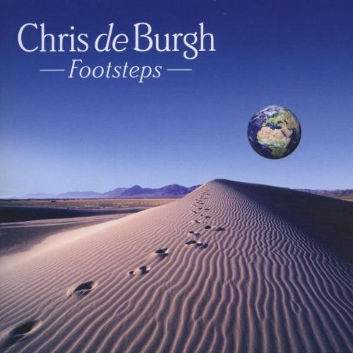 Bild 1: Chris de Burgh, Footsteps (2008)