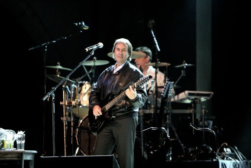 Bild 3: Chris de Burgh, Footsteps (2008)