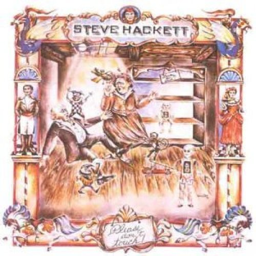 Bild 1: Steve Hackett, Please don't touch (1978, UK)