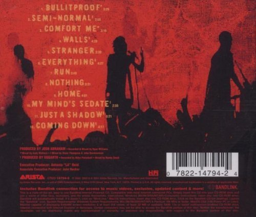 Bild 2: Pacifier (Rock), Same (2003)