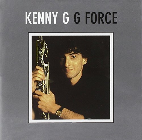 Bild 1: Kenny G, G force (compilation, 8 tracks, 1996, AUS)