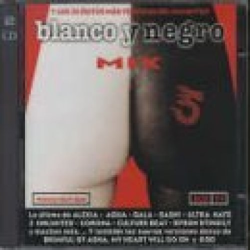 Bild 1: Blanco y Negro Mix 05 (1998), Alexia, Aqua, 2 Unlimited, Coronoa, Culture Beat..