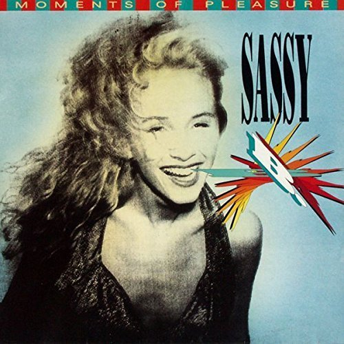 Bild 1: Sassy B, Moments of pleasure (1990)