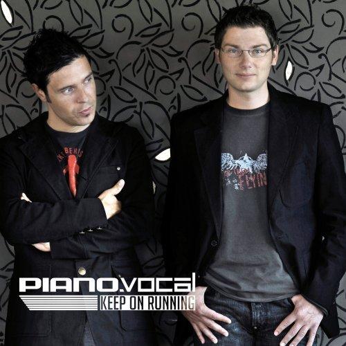 Image 1: Piano.vocal, Keep on running (2008, digi)