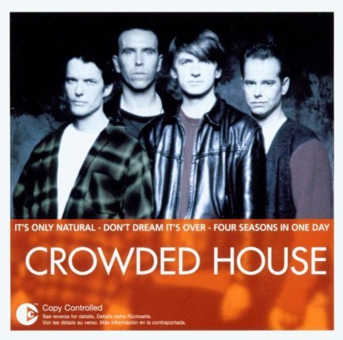 Bild 1: Crowded House, Essential (compilation, 2003, EMI/Capitol)