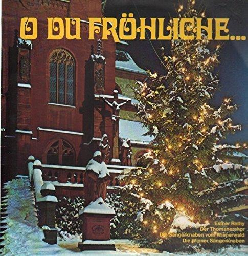 Bild 1: Wiener Sängerknaben, O du fröhliche (10'')