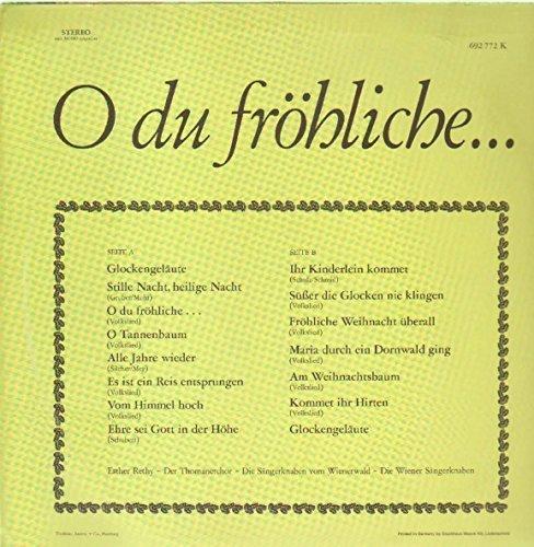 Bild 3: Wiener Sängerknaben, O du fröhliche (10'')