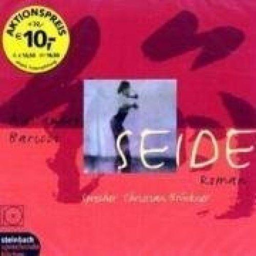 Bild 1: Alessandro Baricco, Seide (1997, Sprecher: Christian Brückner)