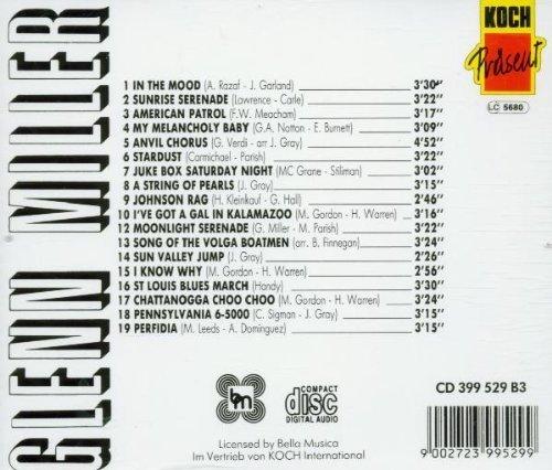 Bild 2: Glenn Miller, Koch Präsent (compilation, 19 tracks)