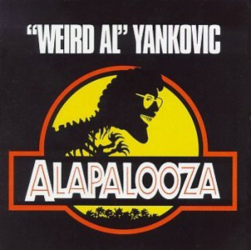 Bild 1: Weired Al Yankovic, Alapalooza (1993)