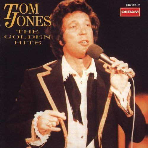 Bild 1: Tom Jones, Golden hits (14 tracks, 1965-69, #london810192-2)