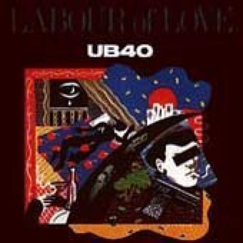 Bild 1: UB 40, Labour of love (1983, UK)