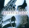 Essential Jazz-Take Five (2001, Sony), Dave Brubeck, Duke Ellington, Ben Webster, Bud Powell, Quincy Jones..