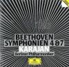 Beethoven, Sinfonie Nr. 4, op. 60/Nr. 7, op. 92 (DG, 1983/85) (Berliner Philharmoniker/Karajan)