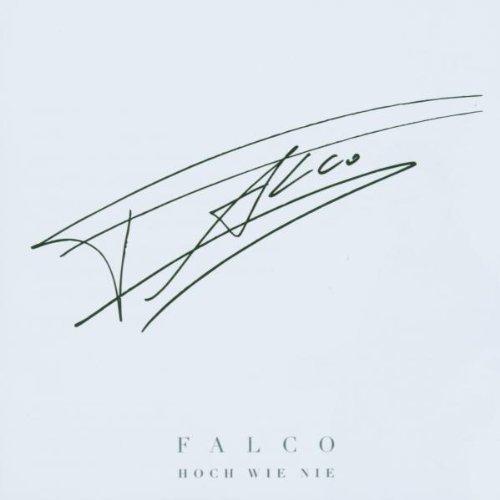 Bild 1: Falco, Hoch wie nie (2007)