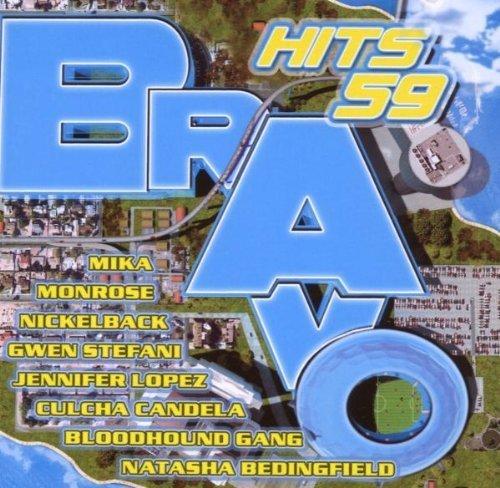 Bild 1: Bravo Hits 59 (2007), Nelly Furtado, Culcha Candela, Monrose, Lemon Ice, Sylver..