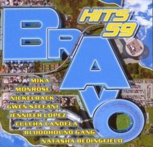 Bild 3: Bravo Hits 59 (2007), Nelly Furtado, Culcha Candela, Monrose, Lemon Ice, Sylver..